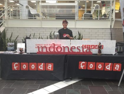 Fooda pop up food by Padi House & Grill